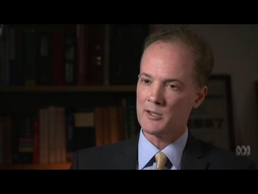 Jeffrey Towson.ABC