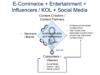 "My Alibaba ""E-Commerce + Entertainment + KOL / Influencer + Social Media"" Super Chart (Daily Lesson – Jeff's Asia Tech Class)"